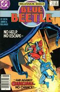Blue Beetle (1986 DC 1st Series) Canadian Price Variant 20
