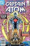 Captain Atom (1987 DC) Canadian Price Variant 1