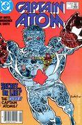 Captain Atom (1987 DC) Canadian Price Variant 3