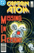 Captain Atom (1987 DC) Canadian Price Variant 4