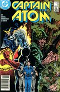 Captain Atom (1987 DC) Canadian Price Variant 9