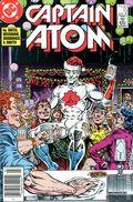 Captain Atom (1987 DC) Canadian Price Variant 13