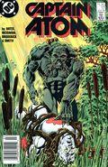 Captain Atom (1987 DC) Canadian Price Variant 17