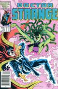 Doctor Strange (1974 2nd Series) Canadian Price Variant 76