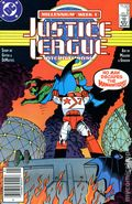 Justice League America (1987) Canadian Price Variant 9