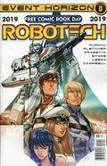 Robotech (2019 Titan) FCBD 0