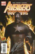 Avengers Invaders (2008 Marvel Dynamite) 1DF.SIGNED.B