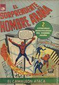 Amazing Spider-Man (1963 El Sorprendente Hombre Arana) Mexico 1