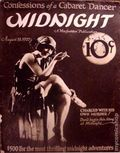 Midnight Mysteries (1922-1923 Midnight Publishing) Pulp Vol. 1 #1