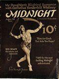 Midnight Mysteries (1922-1923 Midnight Publishing) Pulp Vol. 1 #2