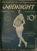 Midnight Mysteries (1922-1923 Midnight Publishing) Pulp Vol. 1 #8