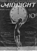 Midnight Mysteries (1922-1923 Midnight Publishing) Pulp Vol. 1 #9