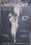 Midnight Mysteries (1922-1923 Midnight Publishing) Pulp Vol. 1 #10