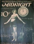 Midnight Mysteries (1922-1923 Midnight Publishing) Pulp Vol. 1 #11