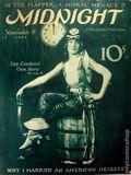 Midnight Mysteries (1922-1923 Midnight Publishing) Pulp Vol. 1 #13