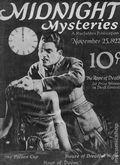 Midnight Mysteries (1922-1923 Midnight Publishing) Pulp Vol. 1 #15