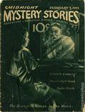 Midnight Mysteries (1922-1923 Midnight Publishing) Pulp Vol. 2 #24