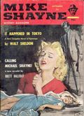 Mike Shayne Mystery Magazine (1956-1985 Renown Publications) Vol. 9 #4