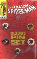 Amazing Spider-Man Collector's Pin Set (1989 Marvel) SET-02