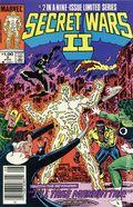 Secret Wars II (1985 Marvel) Canadian Price Variant 2