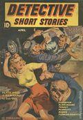 Detective Short Stories (1937-1947 Manvis Publications) Pulp Vol. 3 #5B