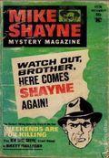 Mike Shayne Mystery Magazine (1956-1985 Renown Publications) Vol. 32 #1