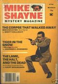 Mike Shayne Mystery Magazine (1956-1985 Renown Publications) Vol. 38 #3