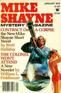 Mike Shayne Mystery Magazine (1956-1985 Renown Publications) Vol. 43 #1
