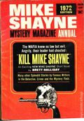 Mike Shayne Mystery Magazine Annual (1971-1973 Renown Publications) 1972