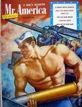 Mr. America (1952 Weider Publications) 1st Series Vol. 18 #1