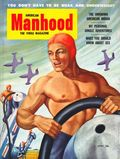 American Manhood (1953 Weider Publications) Vol. 18 #6