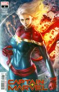 Captain Marvel (2018 11th Series) 1WALMART