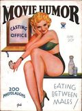 Movie Humor (1934-1939) Pulp Vol. 1 #2