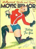 Movie Humor (1934-1939) Pulp Vol. 1 #10