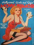 Movie Humor (1934-1939) Pulp Vol. 5 #1