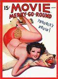 Movie Merry-Go-Round (1936-1939 Periodical House) Vol. 2 #6