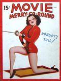 Movie Merry-Go-Round (1936-1939 Periodical House) Vol. 3 #1