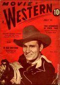 Movie Western (1941-1942 Albing Publications) Pulp Vol. 1 #1