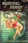Mysterious Traveler Magazine (1951-1952 Grace Publishing) Pulp Vol. 1 #1