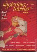 Mysterious Traveler Magazine (1951-1952 Grace Publishing) Pulp Vol. 1 #2