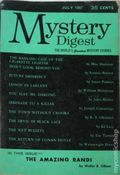 Mystery Digest (1957-1963 Filosa Publications) Vol. 1 #2