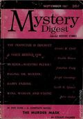 Mystery Digest (1957-1963 Filosa Publications) Vol. 1 #3