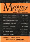 Mystery Digest (1957-1963 Filosa Publications) Vol. 2 #1