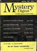Mystery Digest (1957-1963 Filosa Publications) Vol. 2 #2