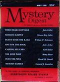 Mystery Digest (1957-1963 Filosa Publications) Vol. 2 #3