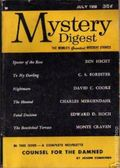 Mystery Digest (1957-1963 Filosa Publications) Vol. 2 #4
