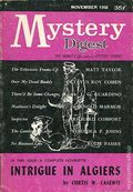 Mystery Digest (1957-1963 Filosa Publications) Vol. 2 #6