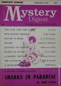 Mystery Digest (1957-1963 Filosa Publications) Vol. 3 #2