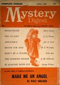 Mystery Digest (1957-1963 Filosa Publications) Vol. 3 #4