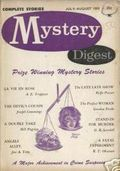 Mystery Digest (1957-1963 Filosa Publications) Vol. 3 #7